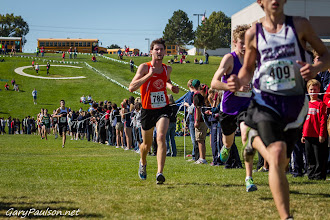 Photo: Boys Varsity - Division 2 44th Annual Richland Cross Country Invitational  Buy Photo: http://photos.garypaulson.net/p68312558/e4625fc60