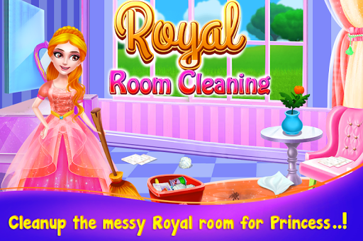 royal room cleaning screenshot 1