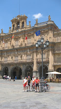 Photo: Plaza Mayor in Salamanca
