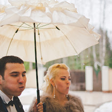 Wedding photographer Artem Svistun (Cucinelli). Photo of 03.04.2014