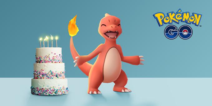 Joyeux cinquième anniversaire, PokémonGO!