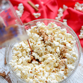 Maple Snickerdoodle Popcorn