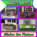 Window Box Planters icon