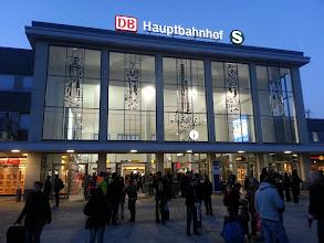 Photo: Dortmund Hbf