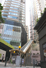 Photo: Day 195 -  Mid-Level Escalators in Central on HK Island