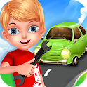 Car Games for Kids and Toddlers - Drive and Repair icon
