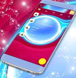 Zdarma 2017 3d SMS téma - náhled