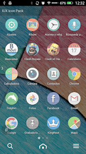 IUX Icon Pack Screenshot