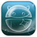 Bubble Droid Game icon