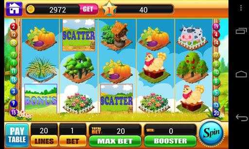 Happy Farm Slots - Free Vegas Jackpot Casino Slots 1.3.1 screenshots 1