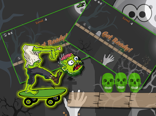 Zombie Super Subway Skater