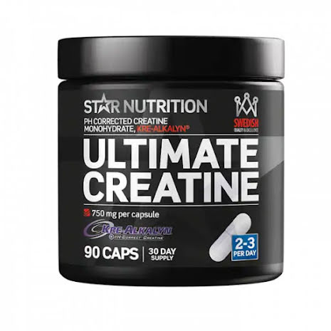 Star Nutrition Ultimate Creatine 90 caps
