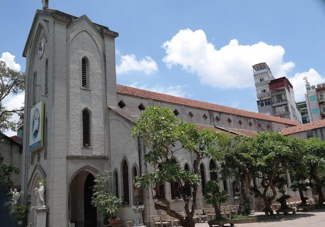 Nhà thờ Hàm Long, Hà Nội