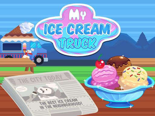 My Ice Cream Truck - Make Sweet Frozen Desserts  screenshots 12