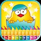 Pascua para colorear Libro icon