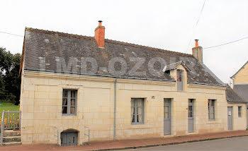 maison à Le Petit-Pressigny (37)