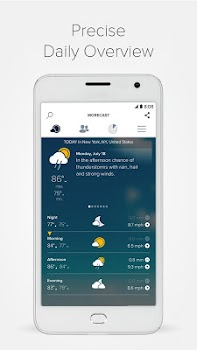 Morecast Weather and Meteo Radar