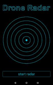 Drone Radar Simulation screenshot 3