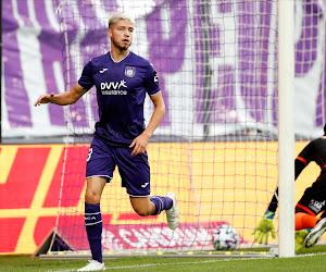 Antoine Colassin devrait quitter le RSC Anderlecht, prêté en D1A