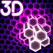Hex Particles 3D Live Wallpaper