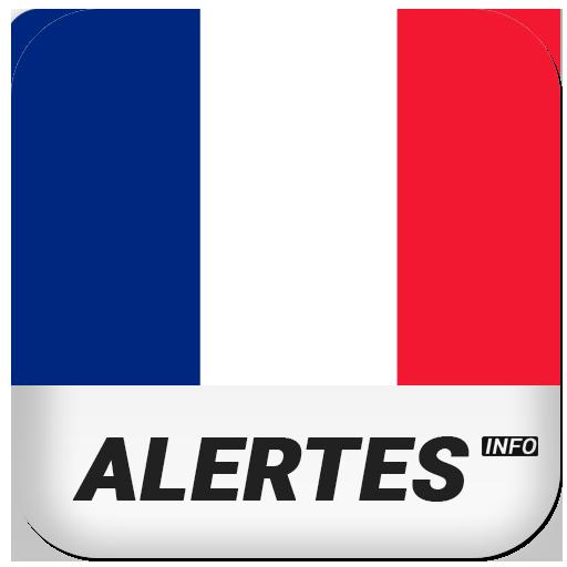 Alertes info et Attentats Actualité urgente France Icon