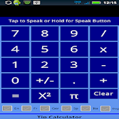 Voice Controlled Calculator