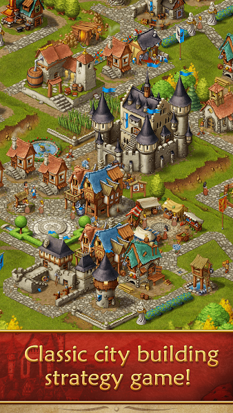 Townsmen Premium v1.10.2 (Mod)