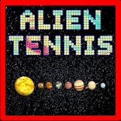 Alien Tennis