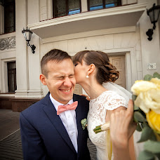Wedding photographer Kristina Kalinina (KalininaKristina). Photo of 04.12.2015
