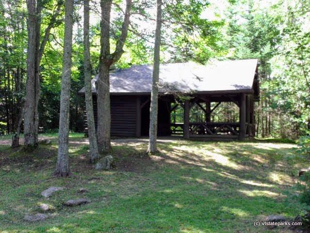Photo: Pavilion at Maidstone State Park