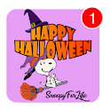 Halloween Stickers For Snooopy - WAStickerApps icon