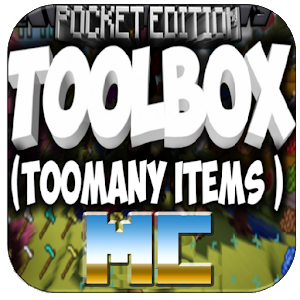 Toolbox Minecraft Pe 0.14.0 for PC and MAC