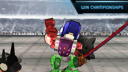 Megabot Battle Arena: Build Fighter Robot screenshots 3