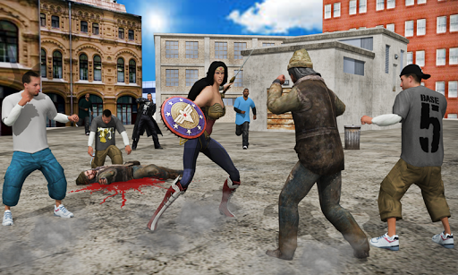 Wonder Girl Fighting & Survival 1.0 {cheat|hack|gameplay|apk mod|resources generator} 3