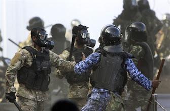 Photo: AP Photo/Sinan Hussain