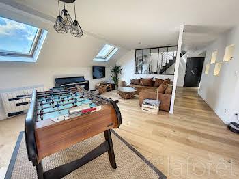 Appartement 2 pièces 105 m2
