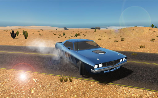 American Classic Car Simulator apktreat screenshots 2