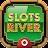 Slots River - Road to Vegas! 777 Icône
