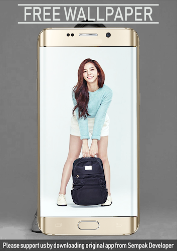 Download Jisoo Blackpink Wallpaper Kpop Fans Apk Latest Version App
