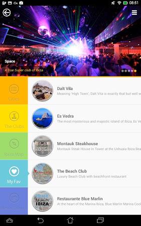 Clubbers App to Ibiza 3.6 screenshot 2092569