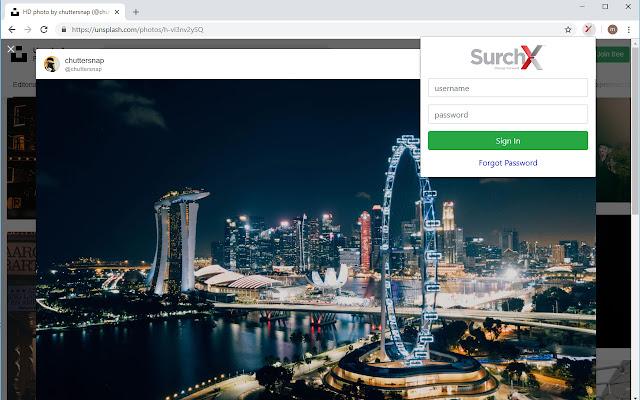 SurchX for Chrome