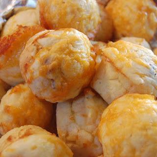 Mini Cheddar & Bacon Muffins
