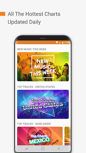 Free Music: Unlimited for YouTube Stream Player 4.0 screenshots 1
