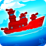 Battleship Of Pacific War: Naval Warfare Icon