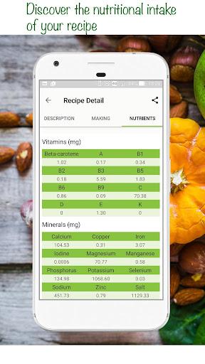 Veganized - Vegan Recipes  screenshots 5
