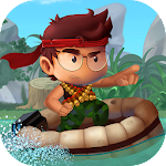 Ramboat - Jumping Shooter Game