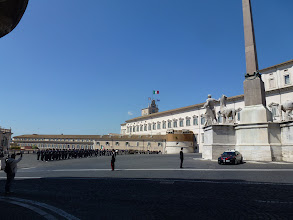 Photo: Changing of the guards