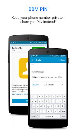 BBM - Free Calls & Messages screenshot 7