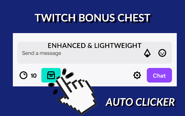 Twitch Bonus Chest Auto Clicker (Enhanced)