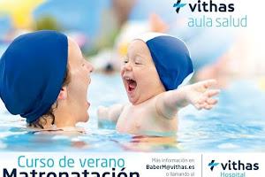 Curso de Matronatación para bebés de 4 a 36 meses en Vithas Hospital Virgen del Mar